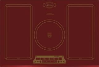 Варочные панели Kaiser красного цвета – описание моделей