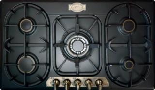 Варочные панели Kaiser из серии TURBO – модели с тройной горелкой