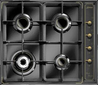 Варочные панели Kaiser с системой газ-контроль – полная безопасность