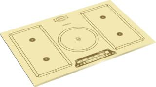 Индукционная варочная панель Kaiser KCT7795 FI ElfEm – обзор модели