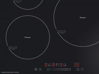 Автономный таймер для каждой конфорки в варочных панелях Kaiser