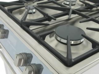Электроподжиг конфорок в кухонных плитах Kaiser