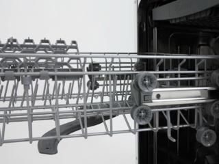 Внутреннее освещение камеры в посудомоечных машинах Kaiser