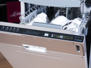 Индикация хода программ в посудомоечных машинах Kaiser