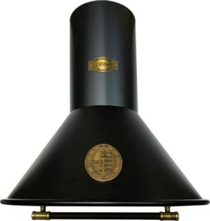 Кухонные вытяжки Kaiser цвета антрацит – дизайн и характеристика моделей