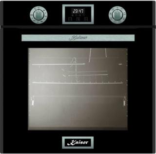 Духовые шкафы Kaiser черного цвета | особенности дизайна и функции