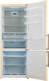 Стильные холодильники Kaiser в цвете «Слоновая кость»