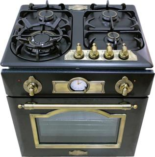 "Кухонная техника Kaiser в стиле ""Ампир"""