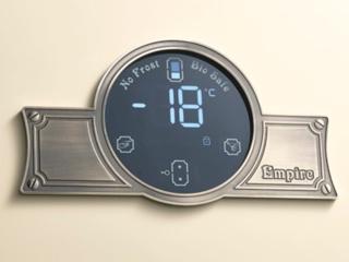Как работает электронная регулировка температуры в холодильниках Kaiser