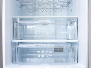 Преимущества зоны свежести Garden Box в холодильниках Kaiser (Кайзер)