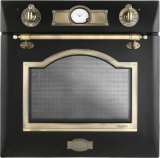 Панорамное стекло дверцы с таблицей рецептов в духовых шкафах Kaiser