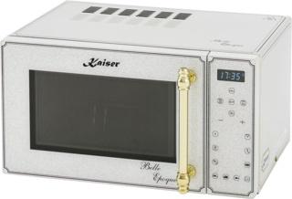 Приготовление выпечки в микроволновых печах Kaiser