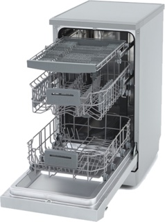 Третья корзина в посудомоечных машинах Kaiser