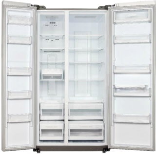 Холодильник Kaiser KS 90200 G типа side-by-side
