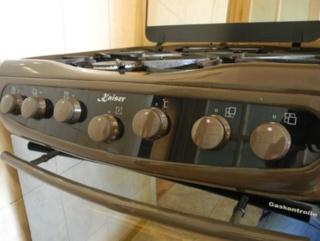 Советы по выбору газовой плиты на примере моделей Kaiser