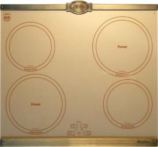 Индикация остаточного тепла в индукционных варочных поверхностях Kaiser
