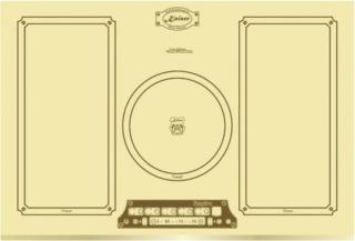 Зона расширения в индукционных варочных панелях Kaiser | настройка площади нагрева